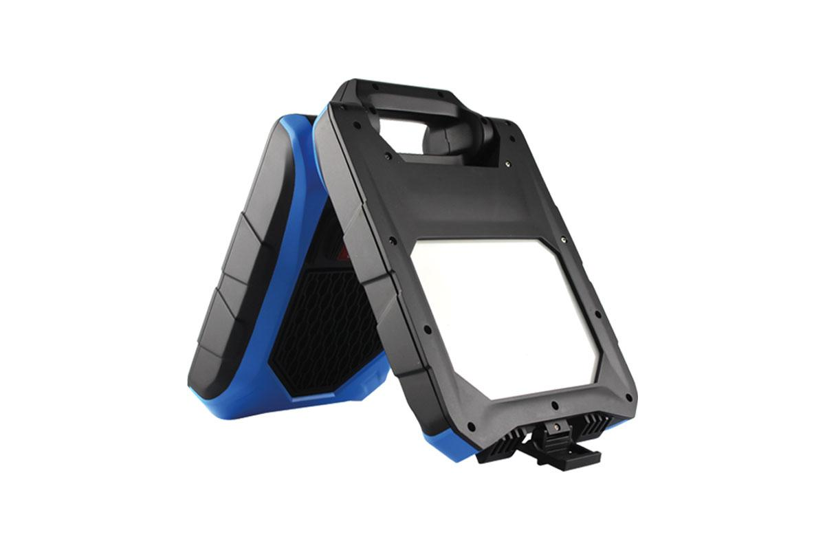 GALAXY AC 3200 - AC LED Work Lights - Folding Case For Extreme Heavy Duty Protection