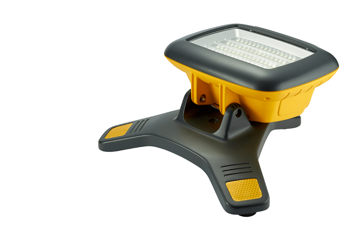Rechargeable Li-ion worklight