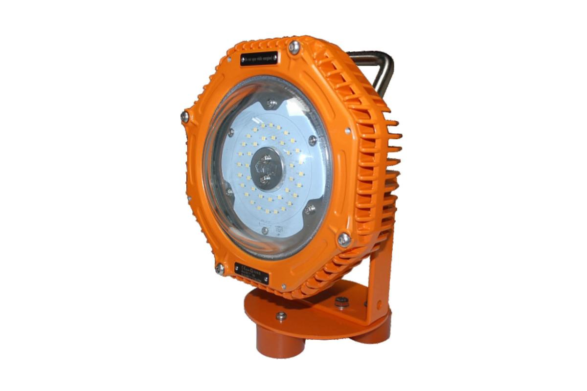 Rechargeable Portable Atex Zone 1 + 2 Floodlight