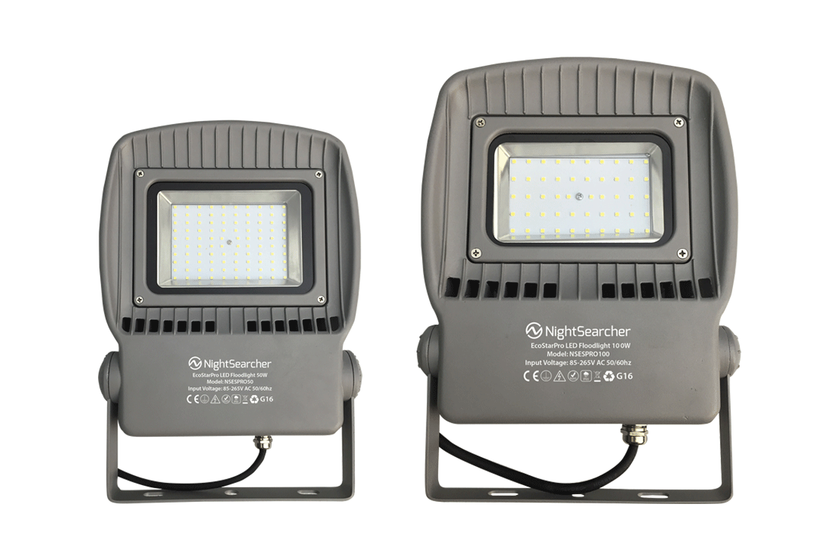Energy Efficient High Powered Led Floodlights