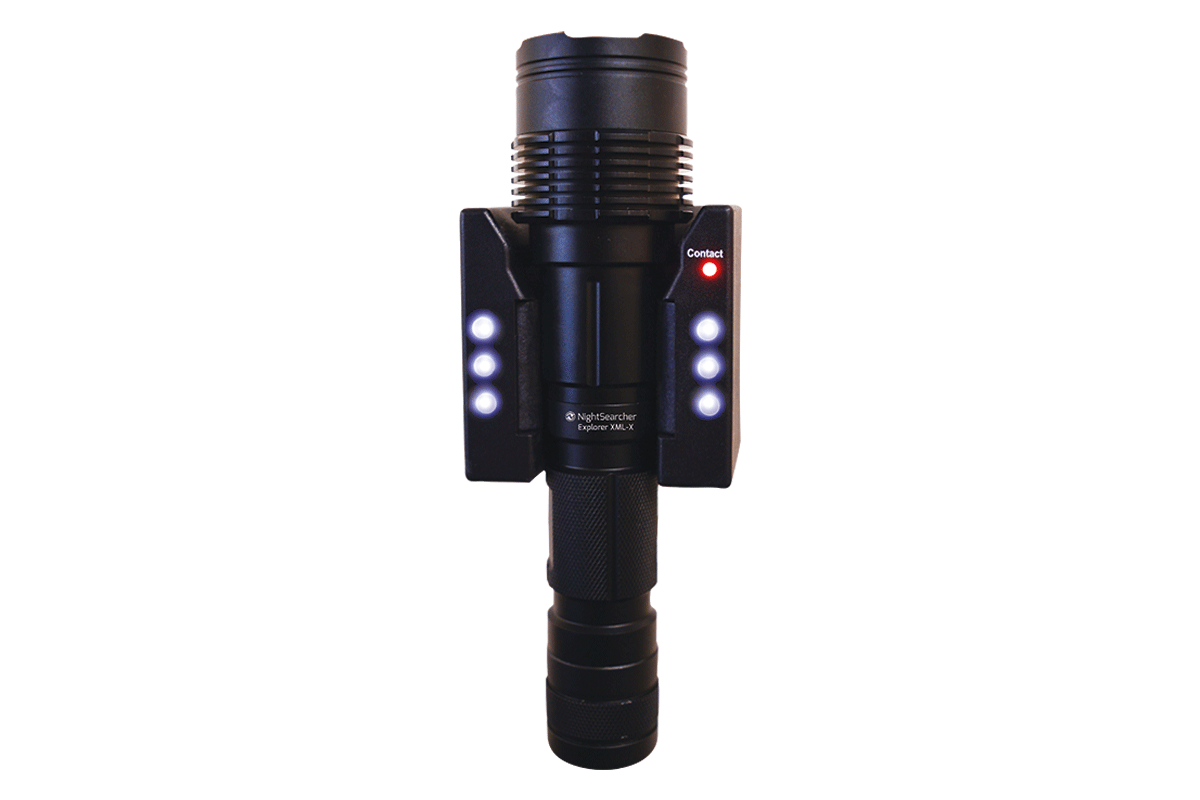 Rechargeable, Robust, High Powered LED Flashlights