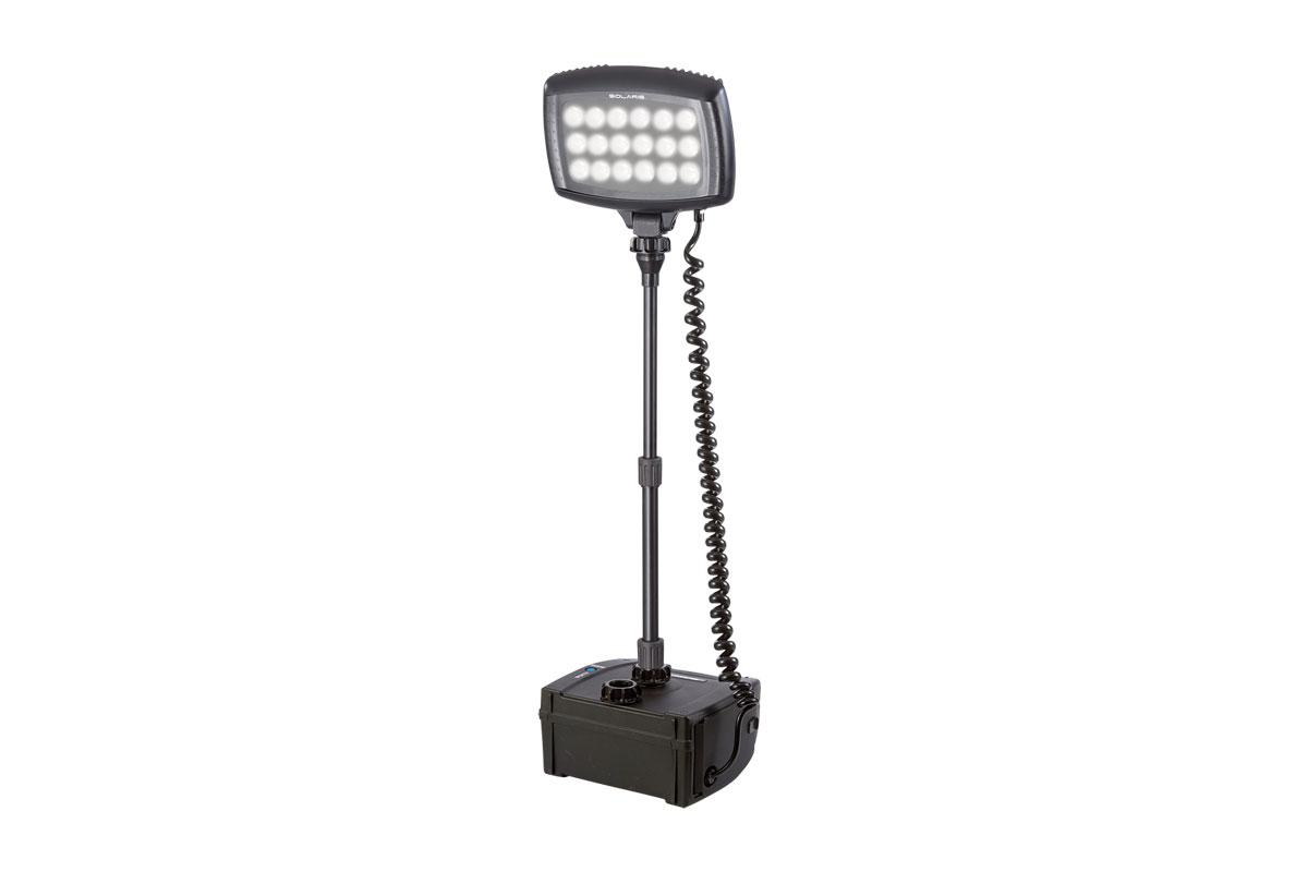 Solaris Lite 20K Li-ion / SLA Floodlights
