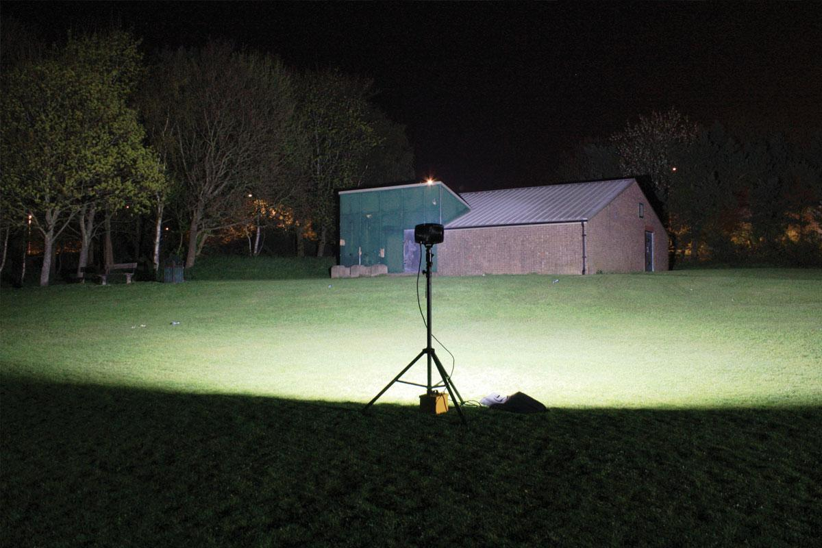 Solaris MegaStar 20K SLA Floodlights