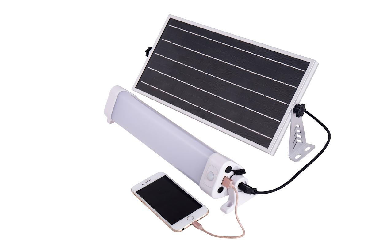 Solar Sentry 1200RC Solar Linear Light