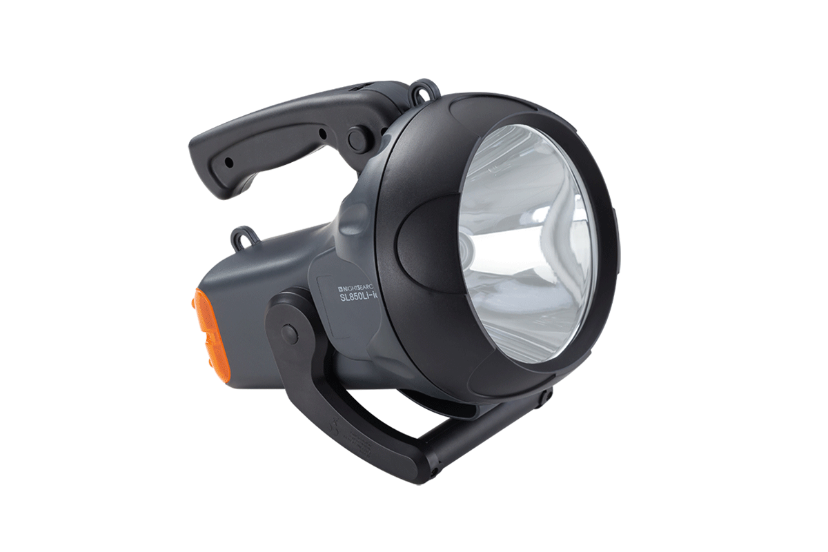 Professional Rechargeable Searchlights